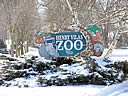 Henry Vilas Zoo near finish line