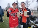Saturday April 9, 2011 : Mad City 100K